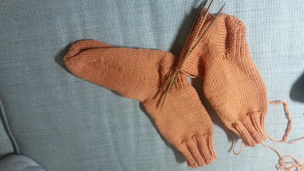 Ragg Socks in Cascade 220