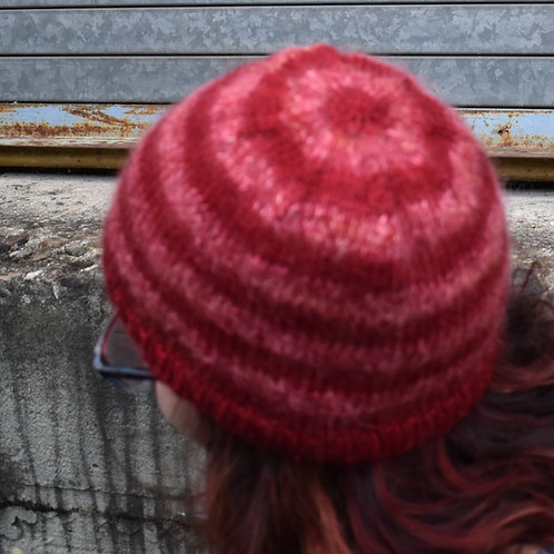 Beanie Mine Knit Pattern