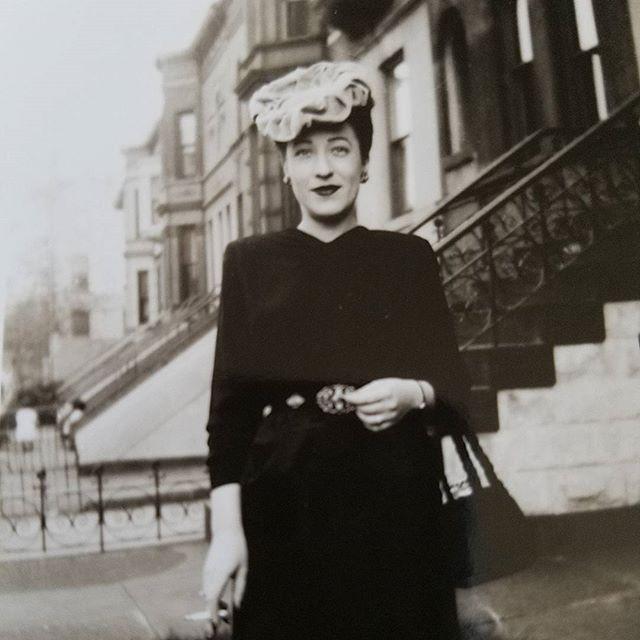 Grandma when she was young.