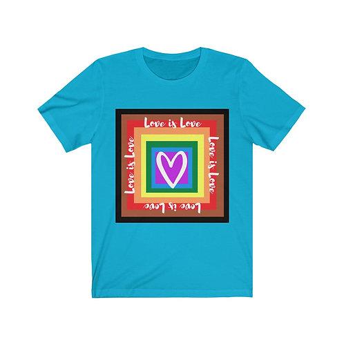 Pride | Love is Love | Gay Pride | LGBTQ Pride | Pride tee | Love is Love Tee