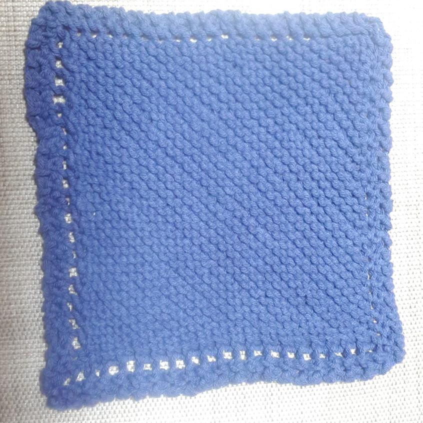 Basic Dishcloth