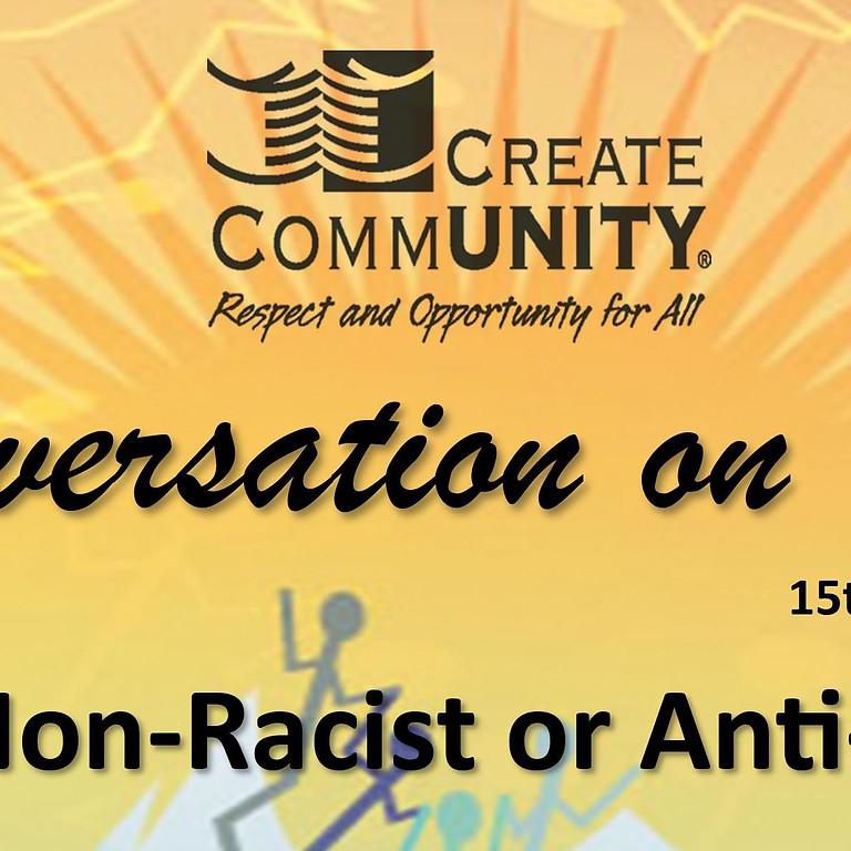 Continuing our Courageous Conversations: Conversation on Race Part 3