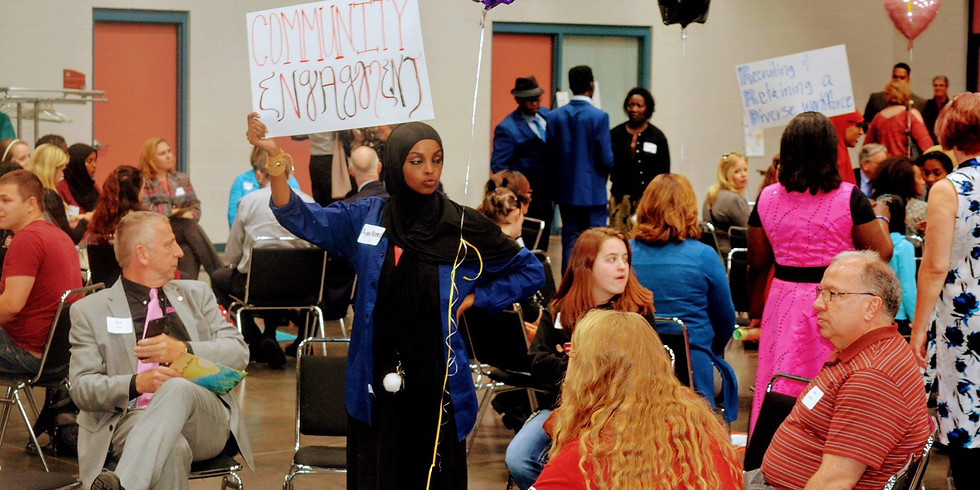 12th Annual Event: Conversation on Race