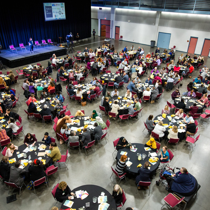 15th Annual Event: Conversation on Race