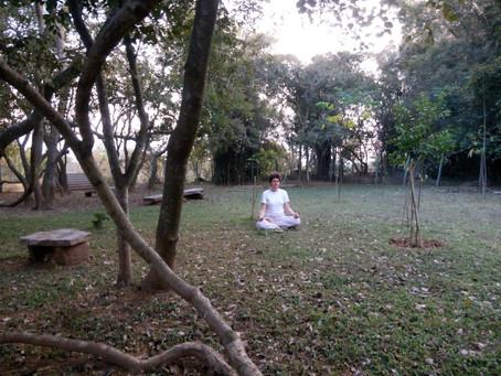 Inner Silence (Antar Mouna)