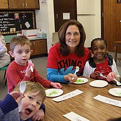 Maplewood Preschool Director Ms. Jan