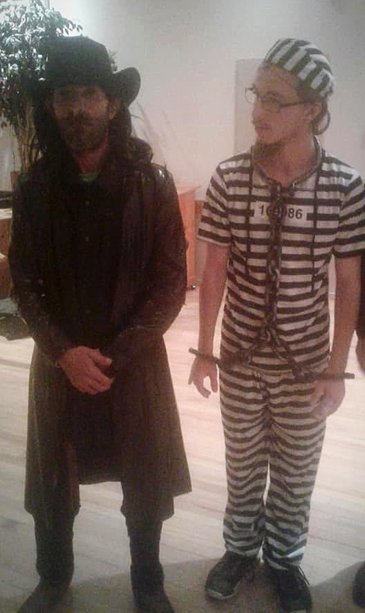 sheriff prisoner