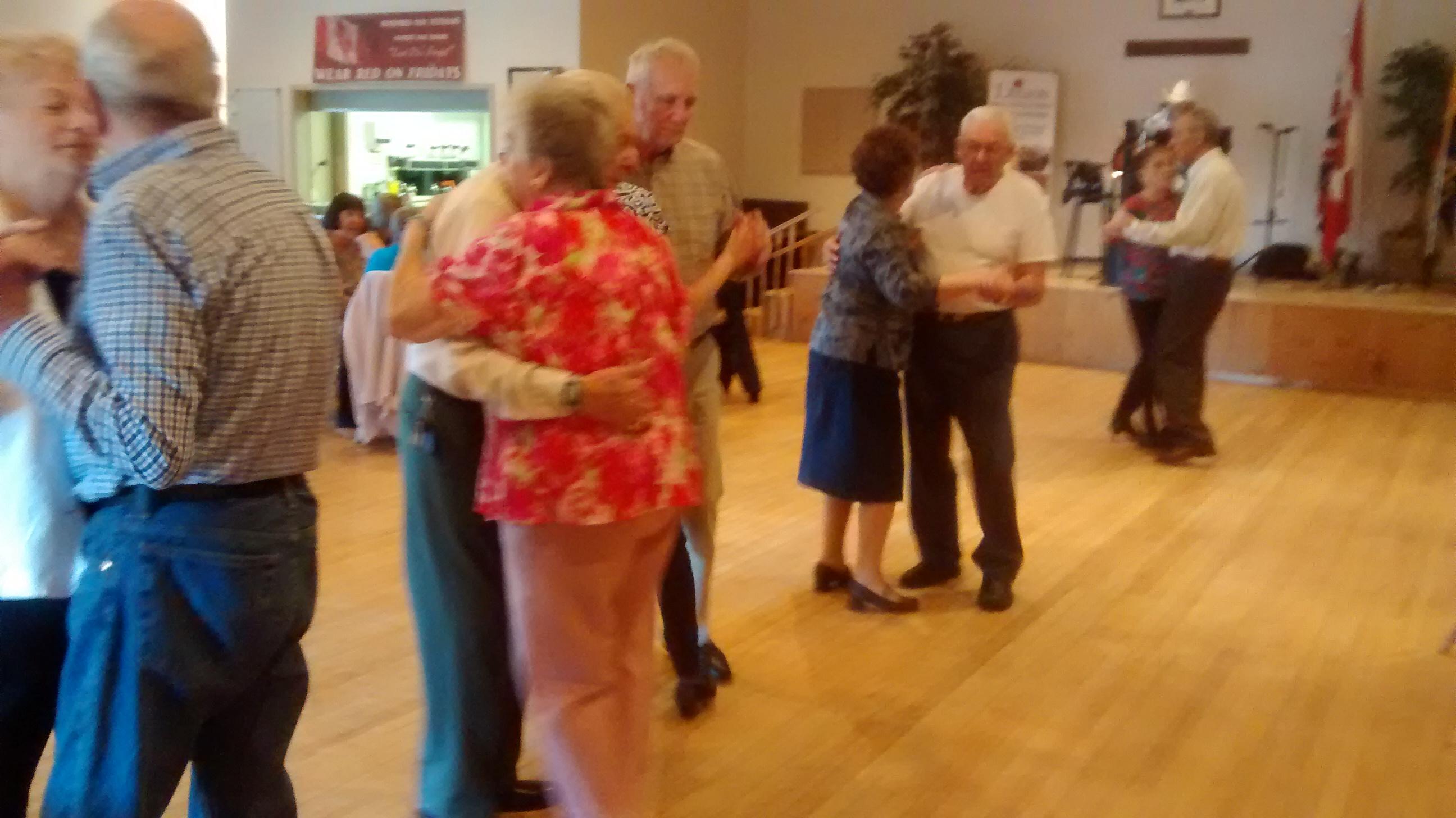 Seniors Dance