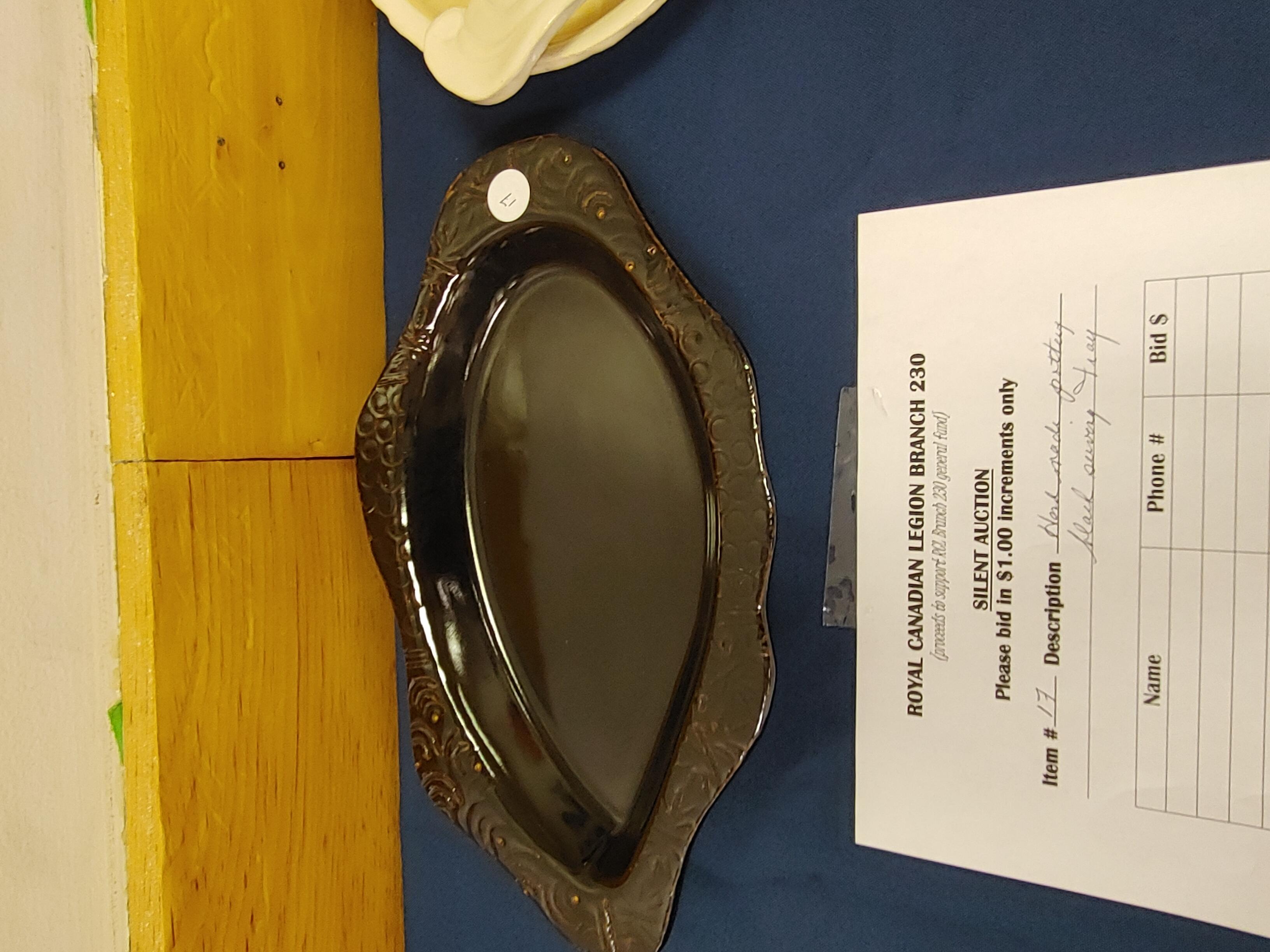 #17 Platter