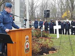 Cadet Jack Antaya's Poem