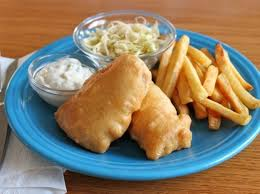 Fish Frydays 4-7pm