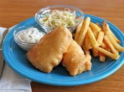 Fish Frydays 4-7pm