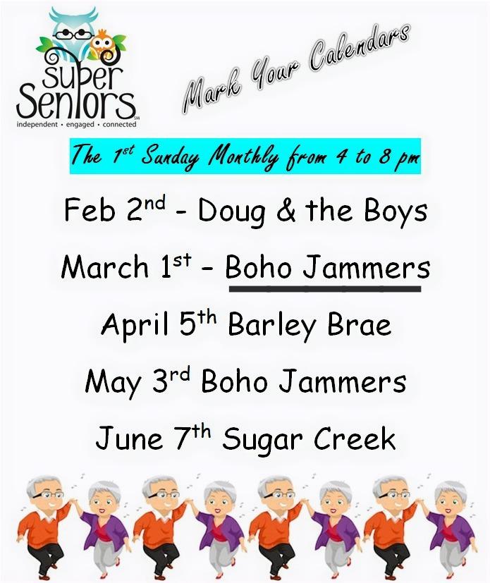 seniors dances