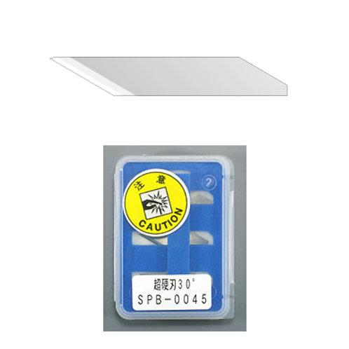 Carbide blade 30°