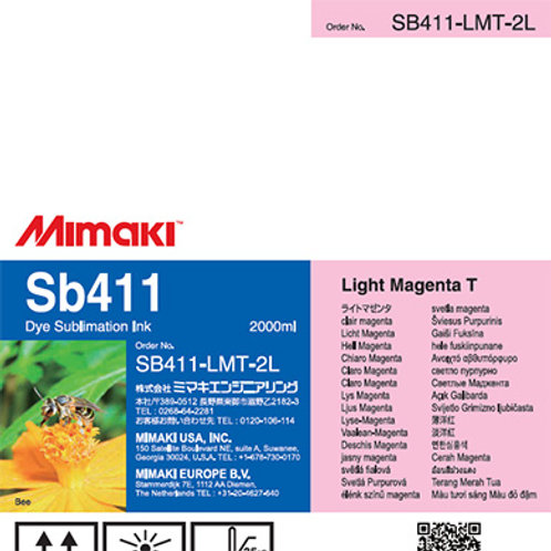 Sb411 Dye sublimation ink pack Light Magenta T