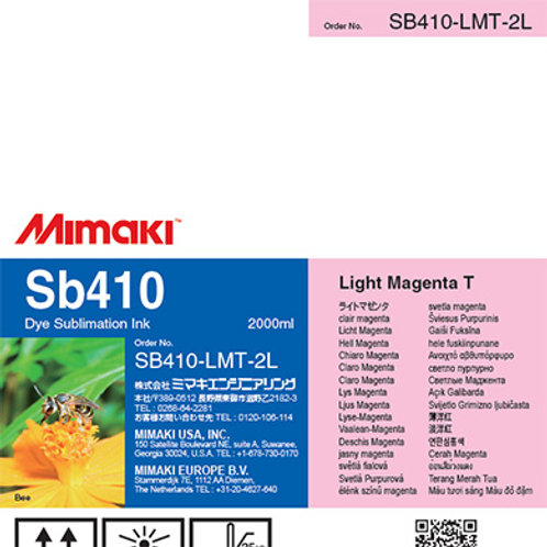Sb410 Dye sublimation ink pack Light Magenta T