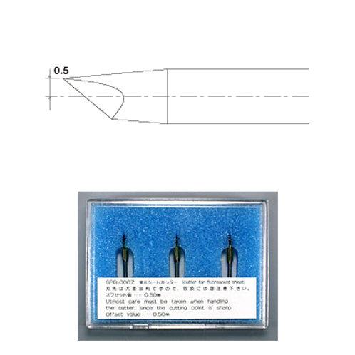 Swivel Blade for fluorescent sheet