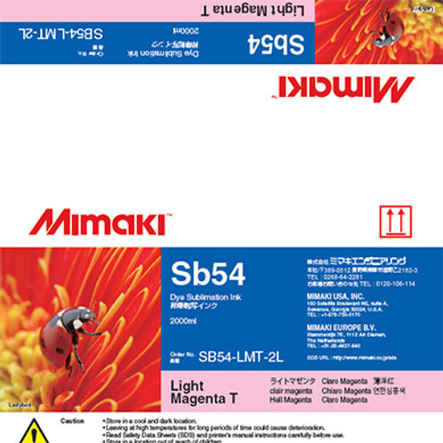 Sb54 Dye sublimation ink pack Light Magenta T