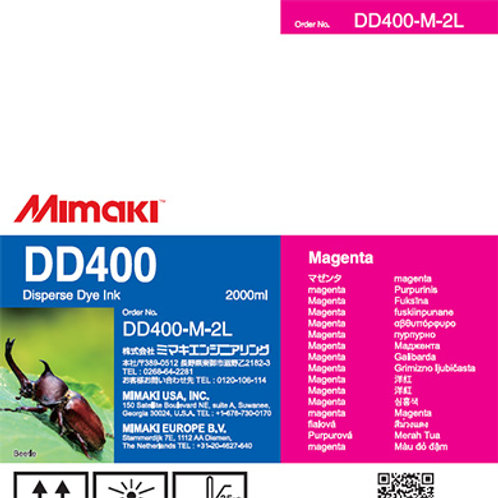 DD400 Disperse dye ink pack Magenta