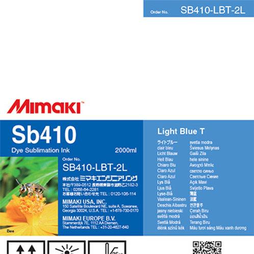 Sb410 Dye sublimation ink pack Light Blue T