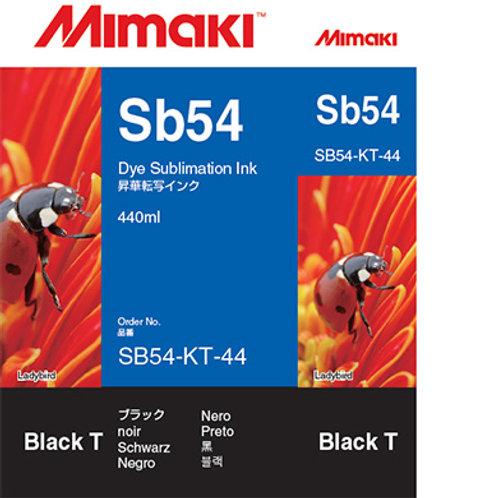 Sb54 Dye sublimation ink cartridge Black T
