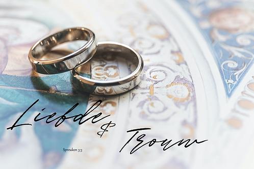 Liefde en trouw kaart 2
