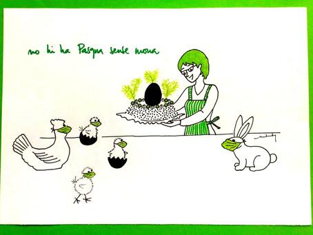 Bona Pasqua amb Montse Matas