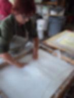 Preparing the cotton pulp 2019.jpg
