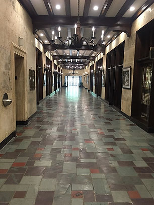 Indianapolis Beautiful Hallway for Art.j