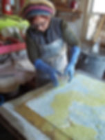 The first pigment layer is applied.jpg
