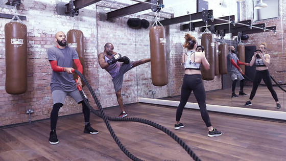 We tried out the new blok gym in clapton which also has a bone broth bar