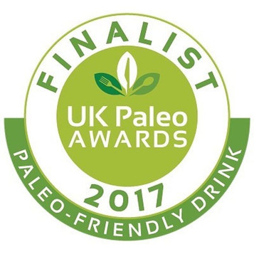 Both our broths have been selected as finalists for the UK Paleo Awards Paleo-Friendly Drink. You can vote for us here!
