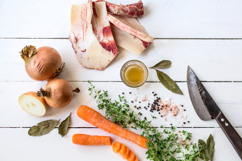 A lovely article on Coombe Farm Organic's blog about how the Borough Broth co came about.