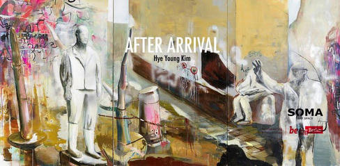 After Arrival  Hye Young KIm Titelbild.j