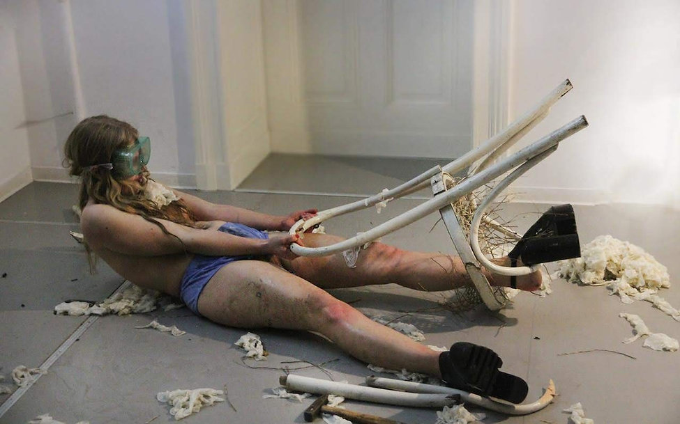 'Sex as idea as idea'  Performance  Bjør