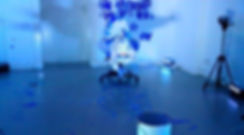 'Stare. Print. Blue. - Voyeuring the App