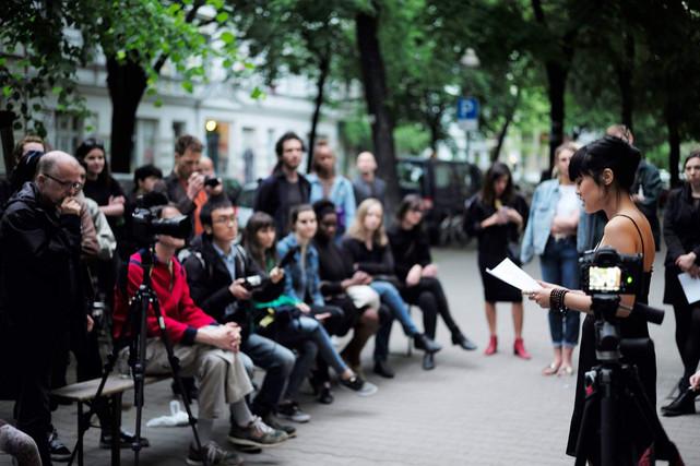 'The Life & Death Of Elle Peril' Lena C
