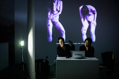 Artist Talk  Jia Chang   Interpreter  Hy
