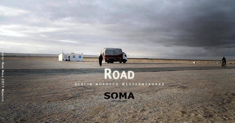 Road Berlin- Morocco- Western Sahara Tit