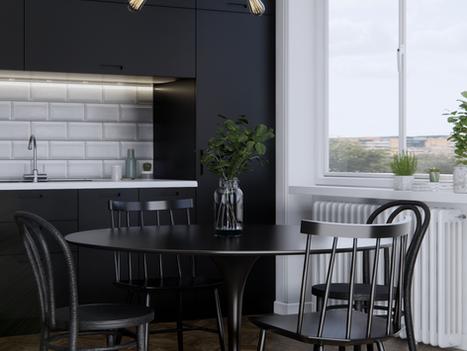Octobre 2020 - Relooking virtuel d'une cuisine