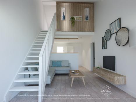 Septembre 2019 - Rénovation d'un appartement de vacances en Corse (cliquez pour découvrir le projet complet)