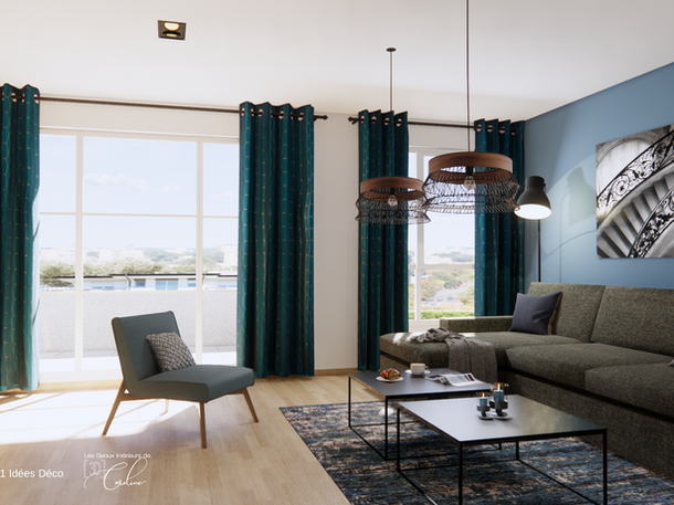 Novembre 2020 - Aménagement dun logement airbnb