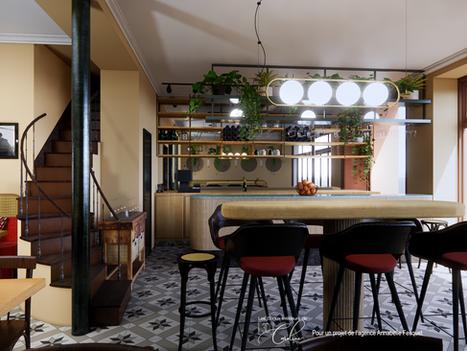 Mars 2020 - Projet de brasserie parisienne