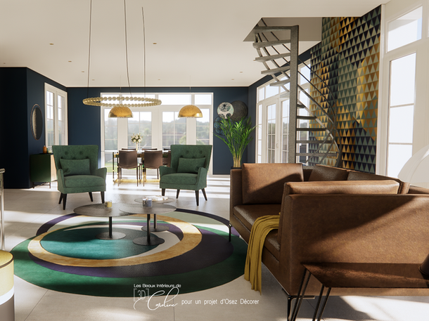 Avril 2020 - Extension d'une maison à Reims
