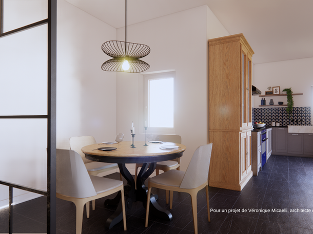 Juillet 2020 - Sous-traitance d'un projet de rénovation de maison