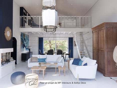 Juin 2021 - Visualisation d'un projet de maison de vacances