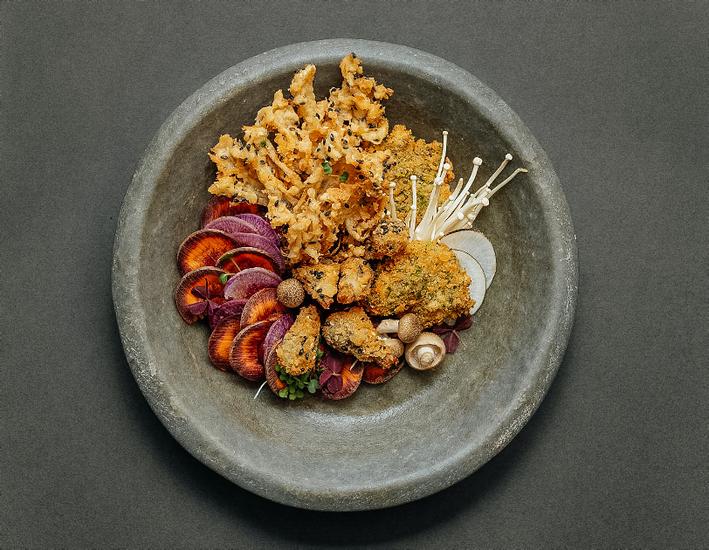 Holy Carrot, Vegan Restaurant, Knightsbridge