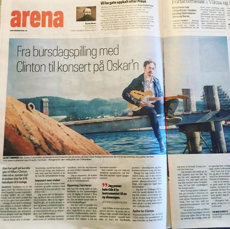 Article in Namdalsavisa