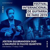 Masterclass and concert in Faro, Portugal