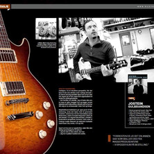 Interview and Collings Guitars Festure